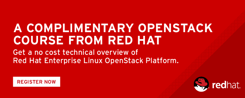 CL010 Red Hat OpenStack