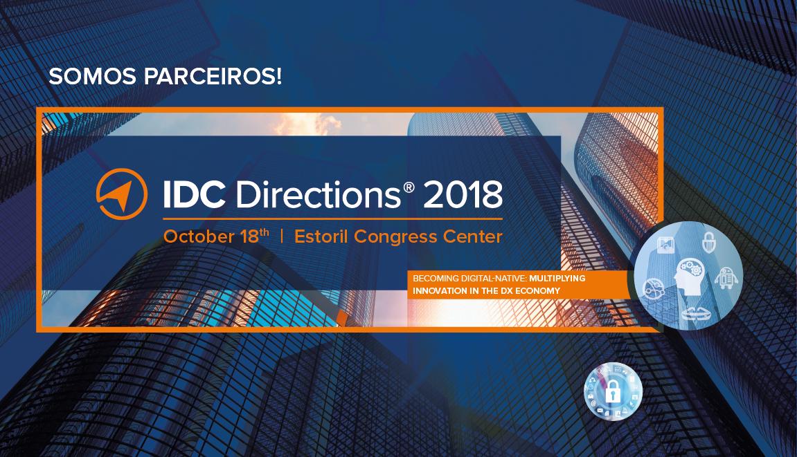 Rumos patrocina IDC Directions 2018