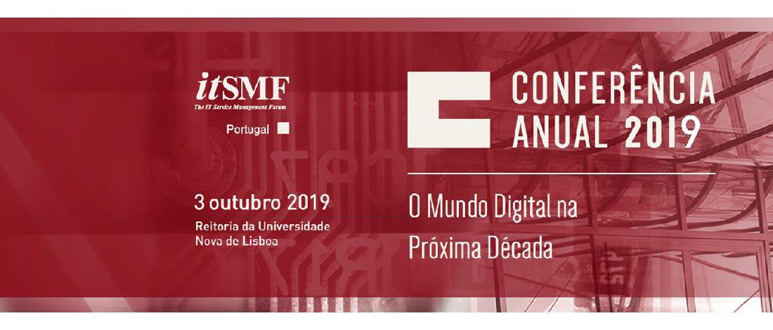 Rumos Serviços patrocina a 16ª Conferência itSMF Portugal '19