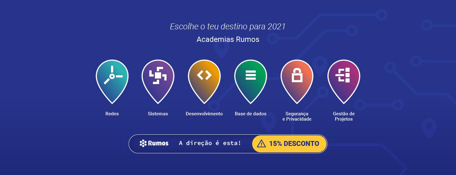Academias Rumos e Pós-Graduações com Campanha Especial!