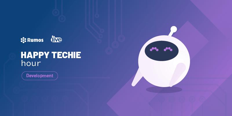 Chegaram as Happy Techie Hours sobre Desenvolvimento!